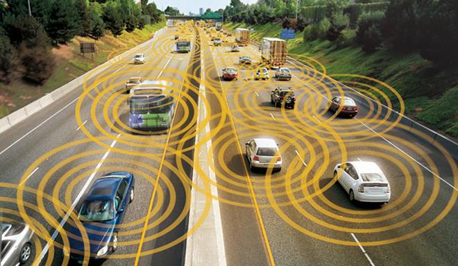 Automobili connesse e la diffusione dell'LTE. Il focus sui veicoli guidati da software