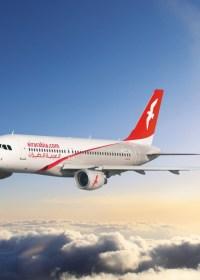 Aeroplano Airarabia Maroc