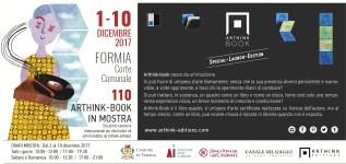 Invito Arthink Formia 1 dic 2017