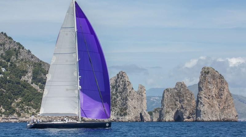 Entra nel vivo la Rolex Capri Sailing Week 2018