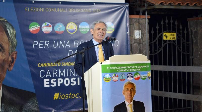 Esposito: Nessuna promessa, nessun compromesso sulla strada verso il Comune