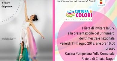 II° edizione PREMIO CULTURA A COLORI alle eccellenze Campane