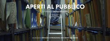 """Il film """"Aperti al pubblico"""" di Silvia Bellotti al Festival Internazionale del documentario di Cracovia"""