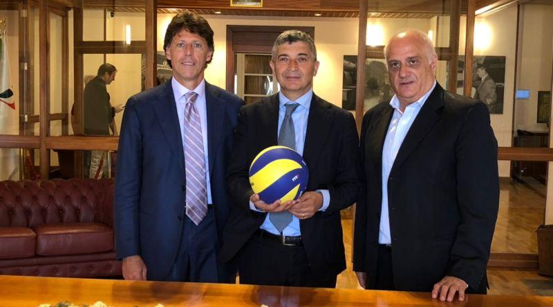"""Sapere Volley S3 a Pietrarsa. A tutto """"spike it"""" al Museo del Treno"""