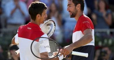 Marin Cilic conquista l'ATP Queen's 2018 battendo in rimonta Djokovic, a Capri esulta il team di Capri Watch