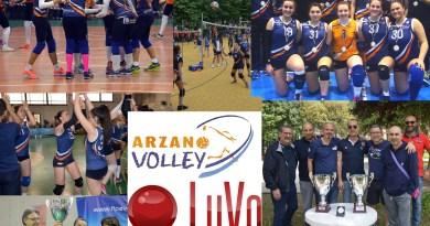 Arzano Volley, giovedì 12 la festa per l'atleta dell'anno