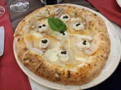 Brado è anche pizza, di qualità; grande successo per la presentazione alla stampa