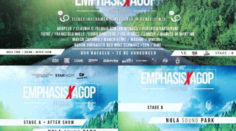 """Il 15 luglio a Nola il """"Festival House Music"""""""