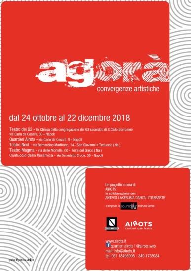 AgoràConvergenze Artistiche -Presentazione della rassegna
