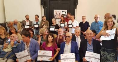 Premiati i vincitori della V edizione del premio artistico Napoli Arte & Rivoluzione.