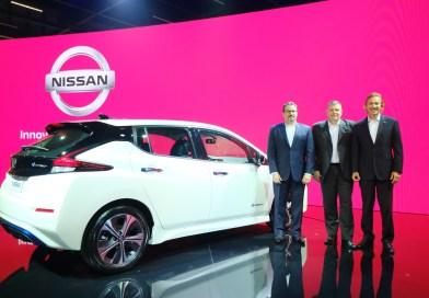 Nissan elettrifica il Salone di San Paolo 2018