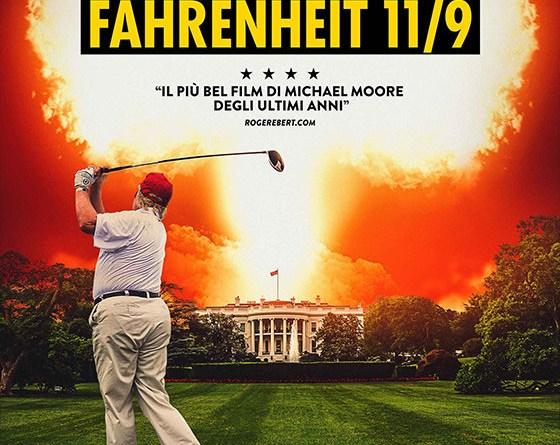"Per Astradoc ""FAHRENHEIT 11/9"" di Michael Moore 2"