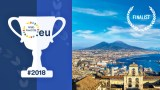 Visit Naples in finale ai Web Awards 2018 di Bruxelles