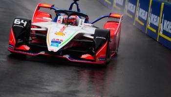 Formula E, Mahindra subito sul podio nell'E-Prix di Riad