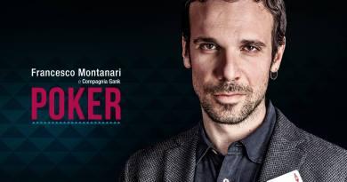 Francesco Montanari in scena al Teatro Sannazaro