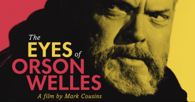 THE EYES OF ORSON WELLES ad AstraDoc