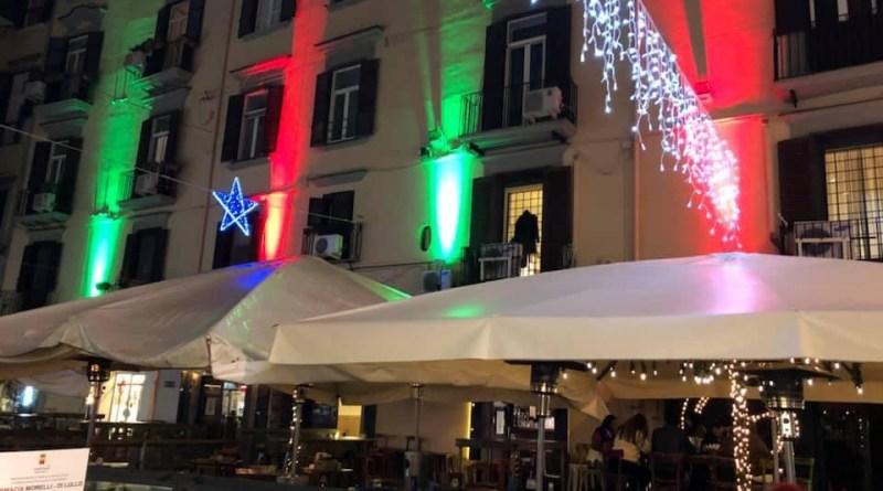 A Napoli si accendono le luci sui giovani