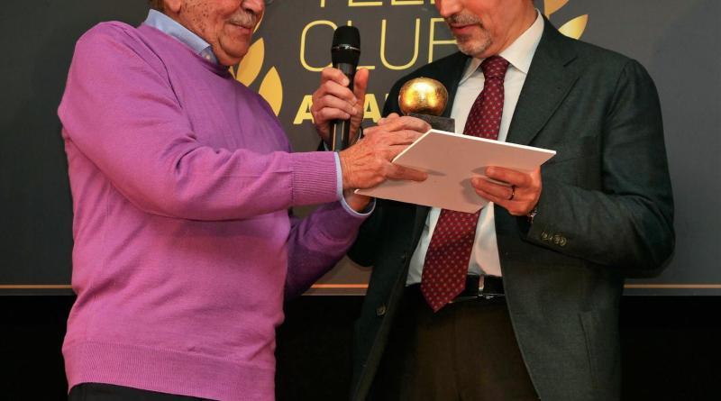 Teleclubitalia awards, è Felice Pirozzi il personaggio dell'anno