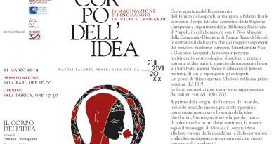 IL CORPO DELL'IDEA- IMMAGINAZIONE E LINGUAGGIO IN VICO E LEOPARDI