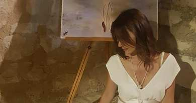 Nicoletta D'Addio interpreta i versi di Valeria Assenza 1