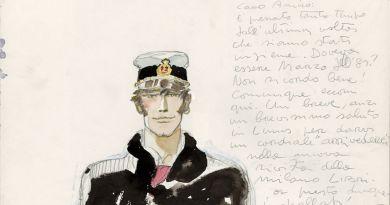 """COMICON: al MANN la mostra """"Corto Maltese. Un viaggio straordinario"""""""