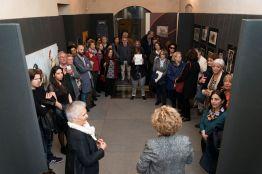 """Gli """"Attraversamenti"""" di Simonetta Funel: danza, ritratti, ricordi, storie al Maschio Angioino 3"""