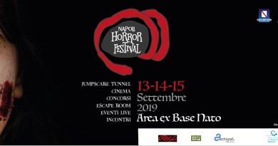 Partecipa anche tu al Napoli Horror Festival!