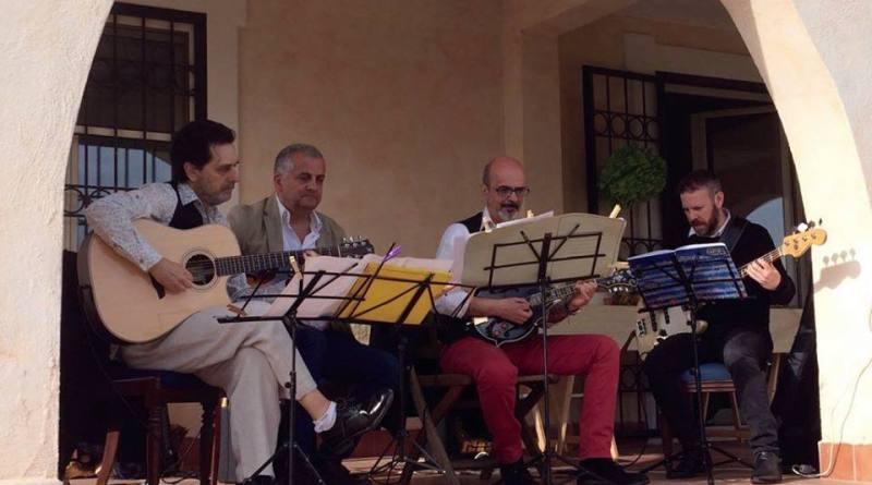 """""""Mandolins like salami"""" ai """"Concerti di Autunno"""""""