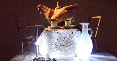 """La Lanterna Magica: """"Centoparole"""" del Teatro dei Sensi Rosa Prìstina"""
