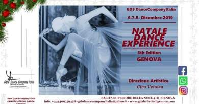 Natale Dance Experience