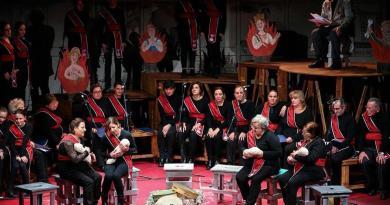 """Gli Alberi di Canto Teatro presenta """"Il Natale della Resistenza"""""""