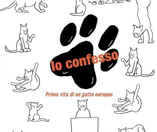 """""""Io Confesso. Prima vita di un gatto europeo"""" - presentazione al Mondadori Bookstore"""