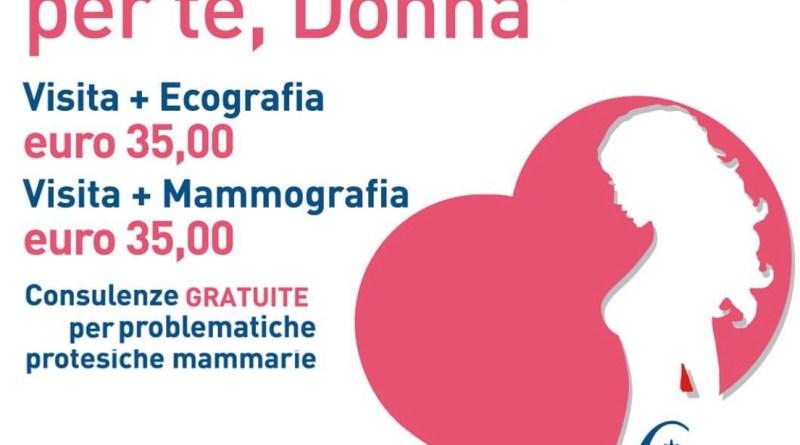 Alla Clinica Ruesch, Domenica 1 Marzo Giornata della prevenzione seno