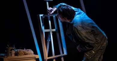 Torna in scena all'ex OPG lo spettacolo di Filippo Stasi su Jackson Pollock