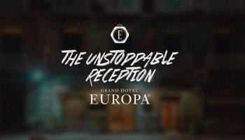 Grand Hotel Europa - Reception sempre attiva 1