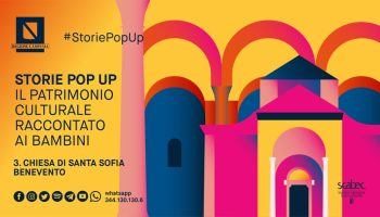 Storie Pop Up, il format Scabec per i bambini