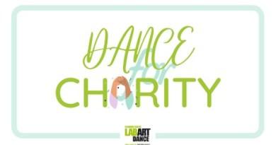 Dance for charity: Claudia Sales Labart Dance effettua una donazione in favore dell'ospedale Cotugno di Napoli