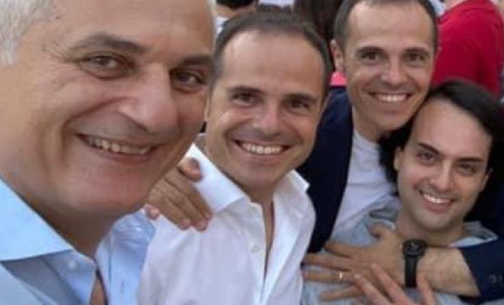 CASERTA, SMARRAZZO: CON IL MIO GRUPPO ADERIAMO A ITALIA VIVA