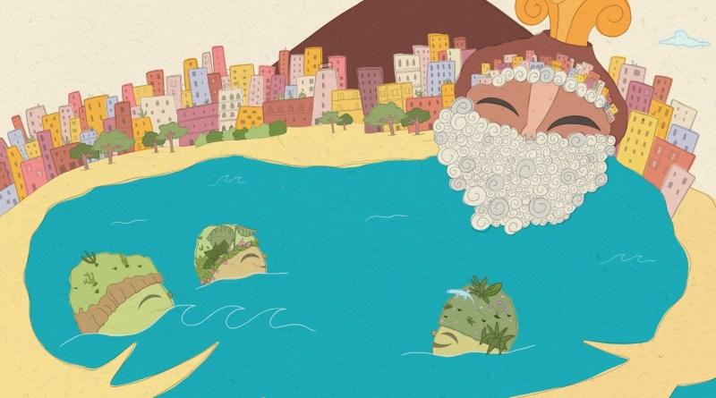 """Libri, """"Le Isole Sorelle"""": viaggio nel Golfo di Napoli raccontato nella favola moderna per bambini 1"""