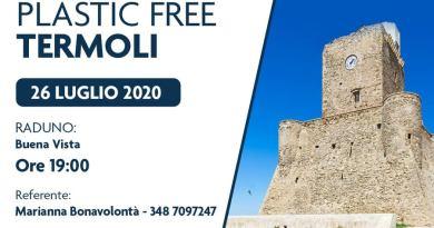 """Ritorna a Termoli la raccolta """"Plastic Free"""""""