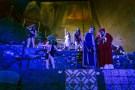 Ultime due repliche estive del Paradiso di Dante al Castello Arechi e de l'Inferno nelle Grotte di Castelcivita