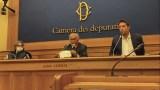 conferenza stampa e manifestazione al Parlamento, alla Camera e al Tribunale di Roma dell'UNAC (Unione Nazionale Arma Carabinieri)