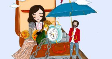 """Emilio Carrino e """"La mia valigia""""; da venerdì 30 ottobre disponibile sulle piattaforme streaming e in digital download"""