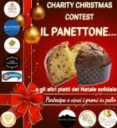 """Al via il Charity Christmas contest """"Il Panettone...e gli altri piatti del Natale solidale"""""""