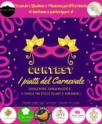 """""""Carnevale con gusto e col cuore: Contest internazionale d'eccellenza"""""""