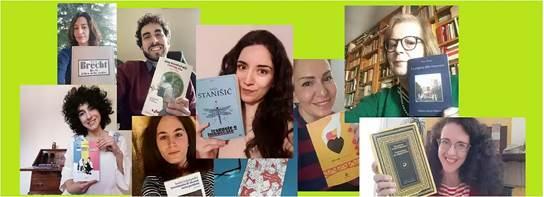 """Dal 29 marzo Goethe Institut Neapel e Lalineascritta presentano """"Ti dico un libro"""""""