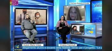L'APERILIBRO IN TV PARTE CON 'UN TRENO PER SHANGHAI' DELLO SCRITTORE MARIO VOLPE