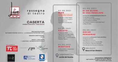 IL TEATRO E' DAL VIVO / CASERTA
