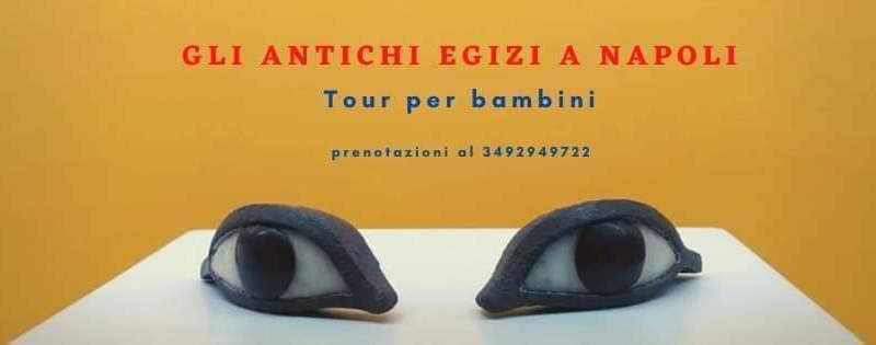 GLI ANTICHI EGIZI A NAPOLI: TOUR PER BAMBINI