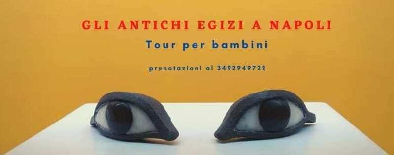 Gli Egizi a Napoli: tour per bambini 2